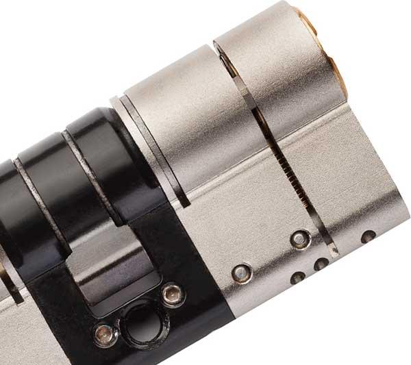 burgler resistant eurocylinder lock supplied by 1st locks locksmiths