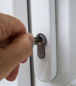 upvc door lock fitted by our expert locksmiths