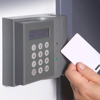 magnetic door locks